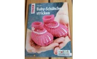 Baby-Schühchen stricken