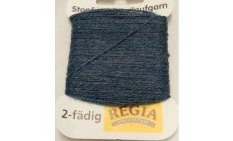 Stopf- und Beilaufgarn, Jeansblau