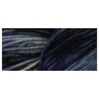 Sockenwolle Karussell, Blau-Silber-Anthrazit