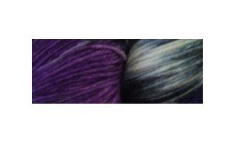 Sockenwolle Karussell, Violett-Lila-Grau