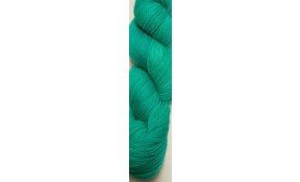 Lace uni, Smaragd-Grün