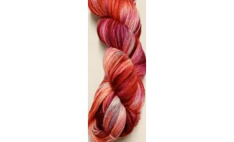 Lace Color, Burgund-Rot-Rosa