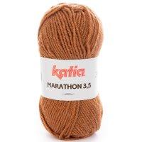 Marathon, Mittelbraun