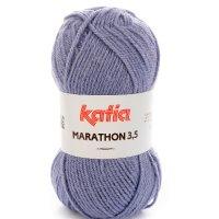 Marathon, Jeansblau