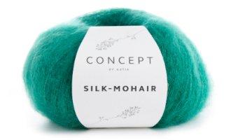 Silk Mohair, Grün