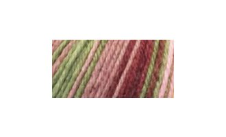 Knitcol, Rosa-Gelb-Rost-Grün