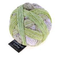 Zauberball Cotton, Junges Gemüse