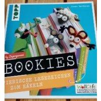 Bookies - Tierische Lesezeichen zum Häkeln
