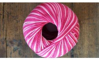 Schulgarn color, Pink-Rosa