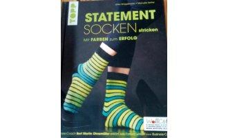 Statement Socken stricken