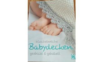 Kuschelweiche Babydecken -gestrickt & gehäkelt