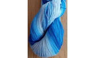 Singolo, Blautöne-Silbergrau