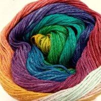 1-2-3 Ideen, Regenbogen-Farben