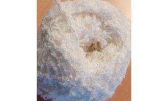 Woolly Hugs Frottee, Weiss