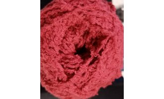 Woolly Hugs Frottee, Rot