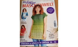 Maschenwelt, Heft 5/2020