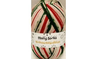 Mally Socks, Weihnachtsedition