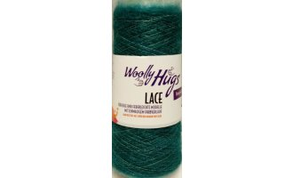 Woolly Hugs Lace, Petrol