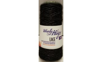 Woolly Hugs Lace, Anthrazit