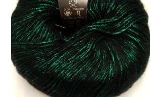 Glow, Schwarz mit Grün