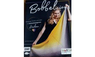 Bobbelicious - Tücher mit Farbverlaufsgarnen stricken