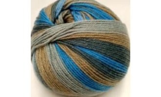 Vielseitige 210, Blau-Anthrazit-Grau-Gold