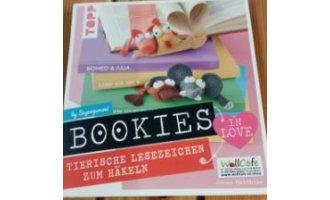 Bookies - Tierische Lesezeichen häkeln