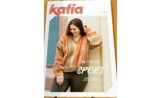 Katia Sport, Heft Nr. 104