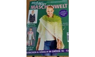Maschenwelt, Heft 08/2020