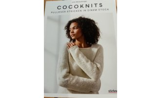 Cocoknits - Pullover stricken in einem Stück