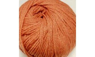 Vielseitige Seide, Orange